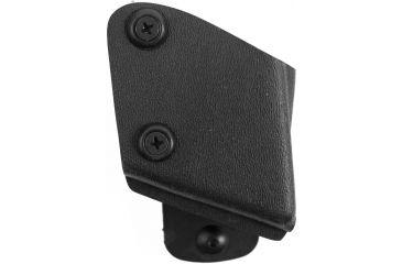 Safariland 773 Adjustable Magazine Pouch - Tactical Black, Left Hand - Glock 20/21 & Similar