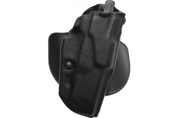 Safariland 6378 ALS Paddle Holster, STX Tactical Black, Right - S&W M&P .45 w/o Thumb Safety - 6378-419-131