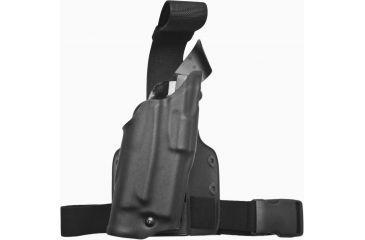 Safariland Als Tactical Thigh Holster Right Hand Stx Tactical Black Leg Shroud Single Strap 6354 3832 131 Sp10