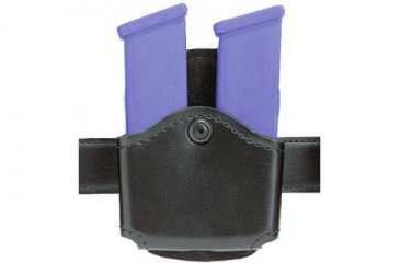 Safariland 572 Concealment Magazine Holder, Paddle, Double - STX Tactical Black, Ambidextrous 572-83-13
