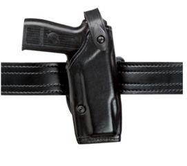 Safariland Concealment SLS Belt Holster, Right Hand, STX Tactical Black 2.25in. Belt Slot 6287-183-131-225