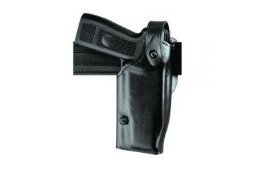 Safariland Holster Basketweave Black Lh Glock17 - Obl Hs - 62808382OBLHSTX