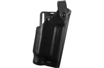 Safariland Level II Retention, Mid-Ride Holster - STX TAC Black, Right  6280-38321-131