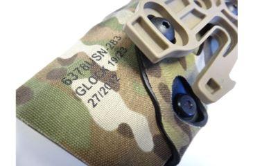 14-Safariland Model 6378USN ALS Low Signature Glock Holster