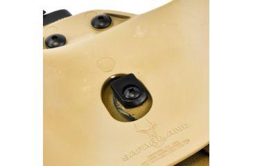20-Safariland Model 6378USN ALS Low Signature Glock Holster