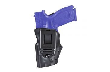 Safariland Open-Top Clip-On Style Holster, for Pistols - STX Plain Black, Right Hand 5189-83-411