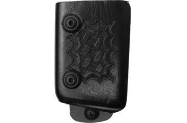 Safariland 771 Single Long Gun Magazine Pouch - Basket Black, Left Hand 771-76-182-150