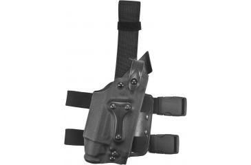 Safariland SLS Military Tactical Holster, STX Tactical Black, Right Hand, Beretta 92F