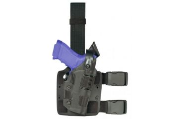 Safariland Special Ops Tactical Holster for Pistols - STX FDE Brown, Right 6074-774-551