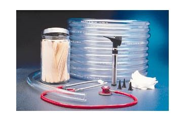 Saint Gobain Tygon Medical PVC Tubing, Formula S-50-HL, Saint-Gobain Performance Plastics AAX00016 50'' Coil Length