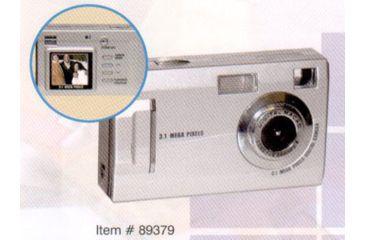Sakar 3.1 Megapixel Digital Camera w/ 1.5 inch Color TFT Screen 89379