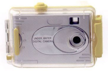 Sakar aqua shot underwater wp waterproof 640x480 digital camera