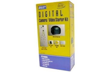 Sakar Digital Camera Starter Kit 19970-6