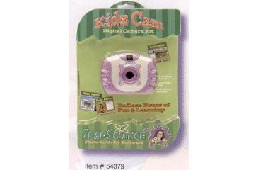 Sakar Kidz Snap Science Digital Camera Kit w/ Photo Project Software 54379