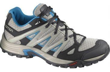 Salomon Men's Adventure Series Eskape Aero Hiking Shoe,Dark Titanium,7 35889226