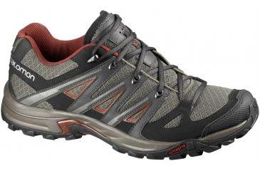 Salomon Men's Adventure Series Eskape Aero Hiking Shoe,Swamp,7 32728926