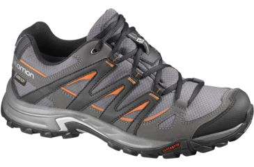 Salomon Men's Adventure Series Eskape GTX Hiking Shoe,Detroit,7 32730526