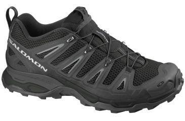Salomon Men's Adventure Series X Ultra Hiking Shoe,Asphalt,7 35293926