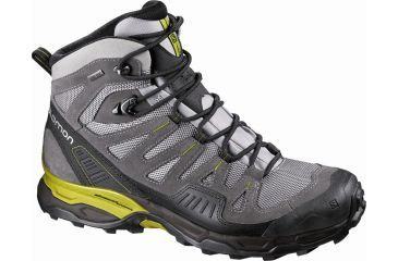 Salomon Men's Backpacking Series Conquest GTX Hiking Shoe,Pewter,7 32727826