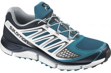 Salomon Men's City Trail Series X-Wind Pro Running Shoe,Darkness Blue,7 36226226