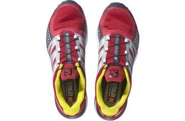Salomon Men's City Trail Series X-Wind Pro Running Shoe,Quick,7 36226126