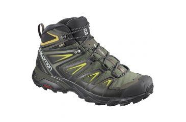 d2edb99daf0e2 Salomon X ULTRA 3 Mid GTX Hiking Boots - Mens | 4.5 Star Rating w ...