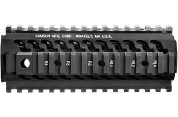 Samson Carbine Drop in Rail, Black STAR-DI-2