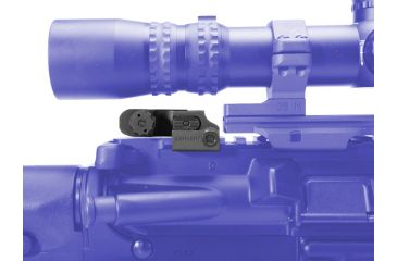 Samson Flip-Up Folding Rear Sight - Standard Dual Aperature