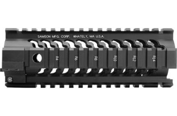 Samson Light Weight Carbine Free Float Rail, Black STAR CLW