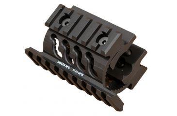 Samson MP5K Single Rail, Black Star-MP5K