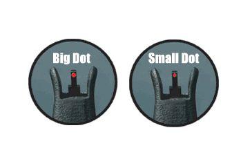 Samson SIGHTLINK Fiber Optic Front Sight Post