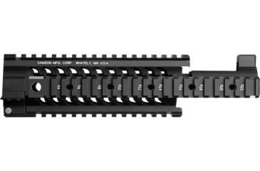 Samson AR-15 Carbine-Length Free-Floating Rail - 10in. Extended Side Rails STAR-CX