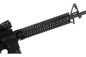 Samson Rail System STAR-R AR-15 Rifle Length Free Floating Rail System
