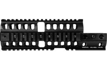 Samson Weapon Mount K-Rail, Black - AK-47 Rails