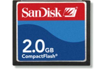 SanDisk 2GB CF CompactFlash Memory Card - SDCFB2048A10