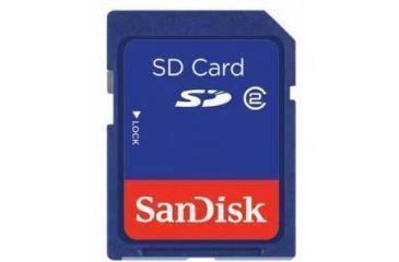 SanDisk 2GB Secure Digital Card SDSDB2048A11