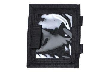Sandpiper of California Armband I.D. Wallet, Black 4001-O-BLK