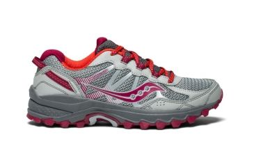 saucony excursion tr11 trail running shoe (women's)