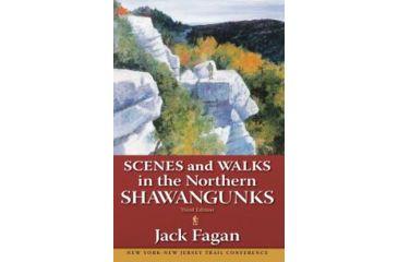 Scenes/walksn Shawangunks, Fagan, Publisher - Ny/nj Trail Confrnce