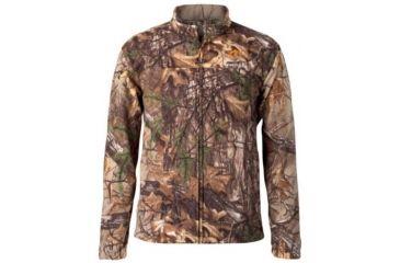 0cd843be7c91c ScentLok Vortex Windproof Fleece Jacket, Realtree Xtra, MD 83611-056-MD