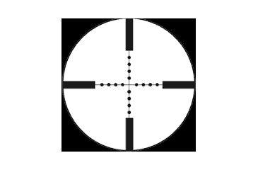 P3 Mil Dot Reticle