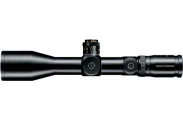 Schmidt & Bender Police Marksman 3-12x50 LP Illuminated Riflescope with P3 Reticle MOA