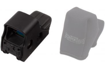 Scopecoat EOTech 511 Black W/Screen SC-EO-511R-BLK