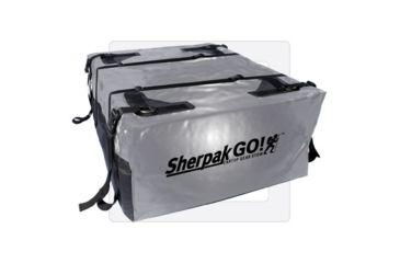 Seattle Sports Sherpak Go! Cover 15, Silver 100364