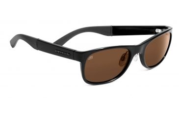 Serengeti Agata Sunglasses - Satin Gunmetal Frame, Drivers Polarized Lenses 7583