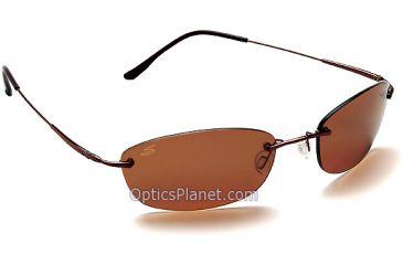 Serengeti Alto Sunglasses - PolarMax Driver Lens, Henna Frame 6842