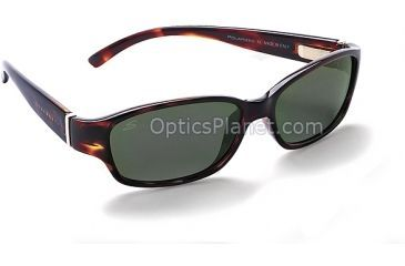 Serengeti Andros Tortoise Frame 555nm Polarized Lens Sunglasses - 6812