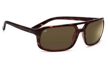 Serengeti Livorno Progressive Rx Sunglasses - Dark Tortoise Frame 7499