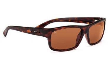 123e89b8183dc Serengeti Martino Single Vision Rx Sunglasses - Dark Tortoise Frame 7511
