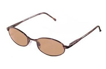 Serengeti Rx Prescription Iliad Sunglasses, 6 Base Metal Frame, Drivers Polarized Lenses
